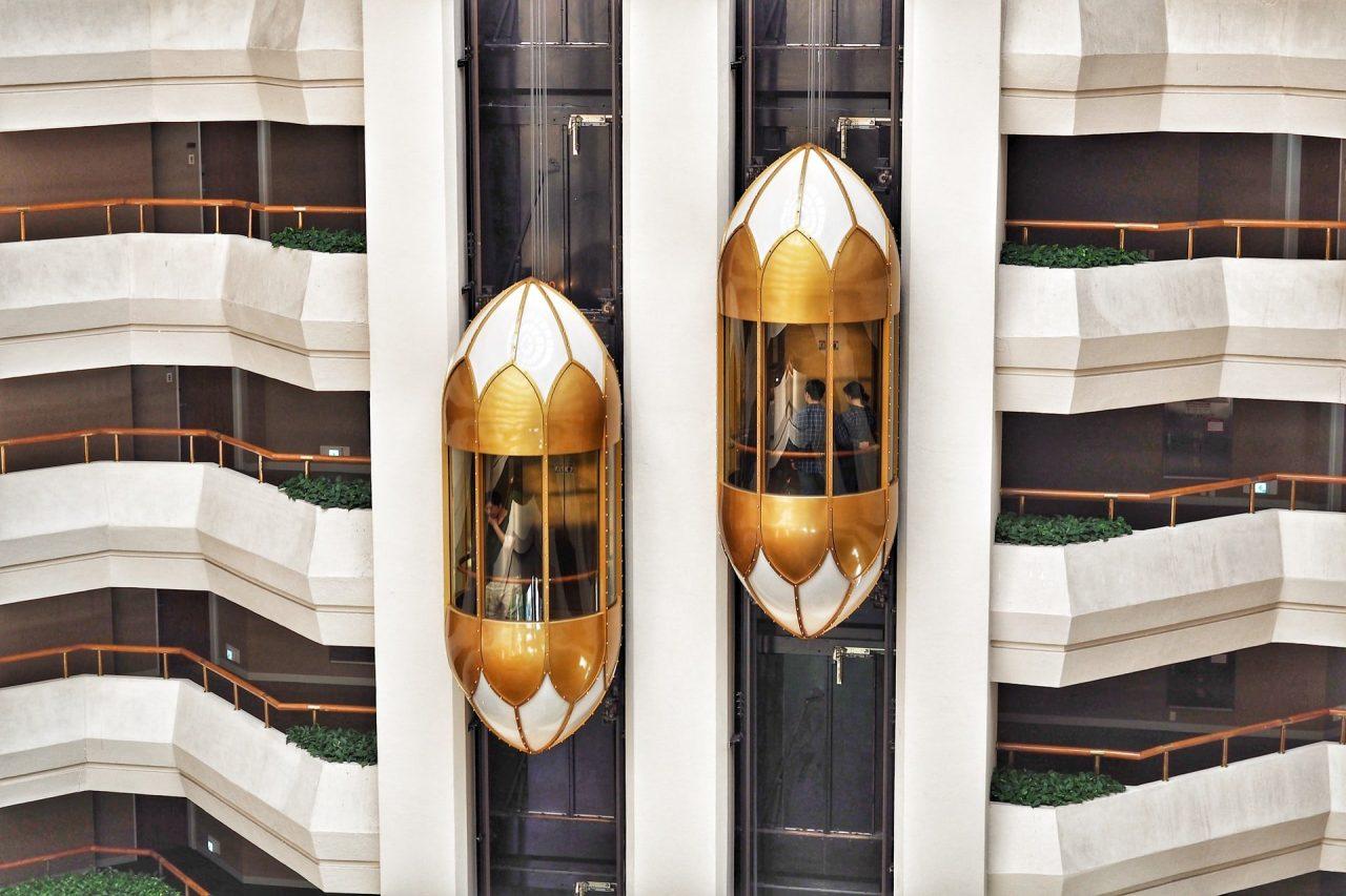Elevator Pitch: Die Story muss in einer Fahrstuhlfahrt erzählt sein.